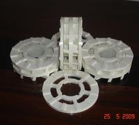 纳米磨砂机结构件